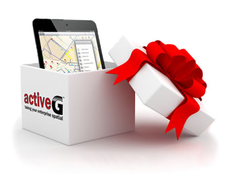 Give the gift of activeG