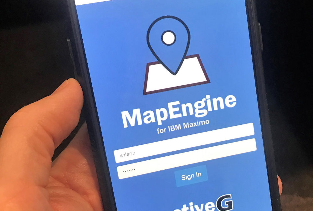 New MapEngine 3.2 Release Extends Mobile Maximo Reach
